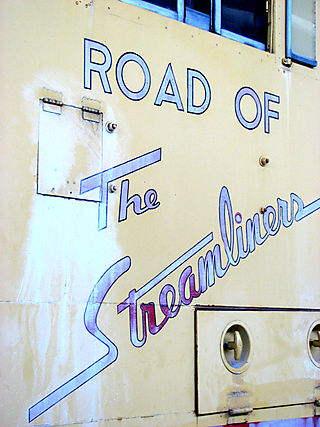 Road of the Streamliners