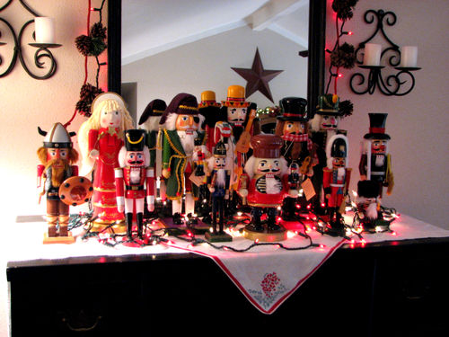 Nutcracker collection 2008